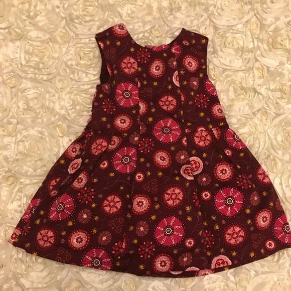 Genuine Kids From OshKosh Floral Dress 3T NWT
